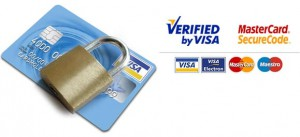 Verified by VISA och Mastercard SecureCode
