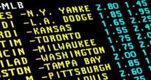 MLB-odds från Text-TV